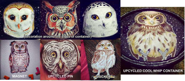[P] owl craft tests by Shalmons
