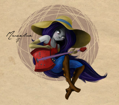 Marceline by x-kaitlin-x