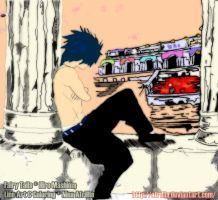 Gray Fullbuster coloring fairy tails chapter 273 by afrillia
