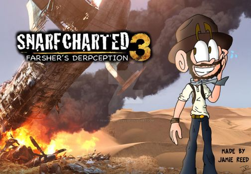 Snarfcharted 3: Frasher's Derpception by Peskyplumber64
