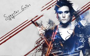 Synyster Gates by xSecondHeartbeatx