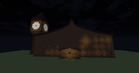 Lithos Resource Pack Demo (Haunted Mansion) by JackP8414