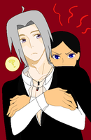 Gokudera is mine by RoseandherThorns