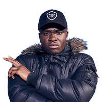 Big Shaq Render by Vex2001