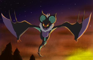 Noivern by Marth-the-Fabulous