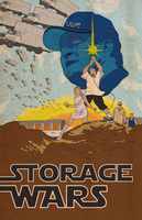 You got Storage Wars in my Star Wars! by MeanCarcass