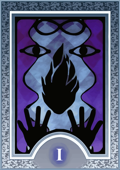 Persona Tarot Card HD - The Magician by The-Stein