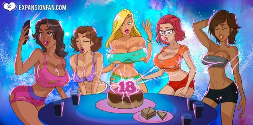 Birthday Expansion by expansion-fan-comics