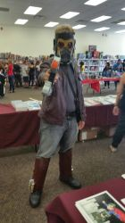 Starlord cosplay by Shippuden23