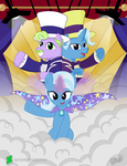 The Great and Powerful Show by UP-World
