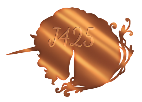 J425 Plaque by BU-MP