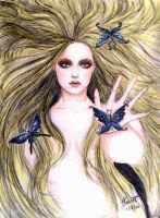 Butterfly Enchantress by Terrauh