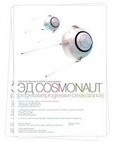 Cosmonaut Poster A2 by dioxyde