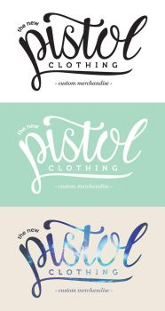Pistol Clothing by graphiqual
