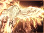 Moltres Team Valor wallpaper by Spin-T