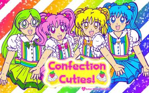 Confection Cuties Group-2016 by Magical-Mama