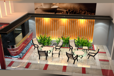 Coffee bar concept 2 by nnq2603