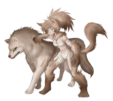 Dire Wolf by SheepApp