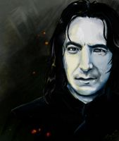Severus by TheDandyDragon