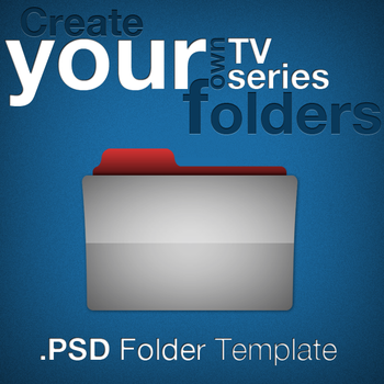 PSD Folder Template by paulodelvalle
