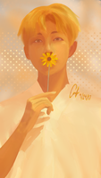 Namjoonie by hotteokpower
