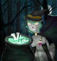 Bubbling Cauldron by GrowLegends