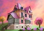 House -Background Concept 3- by sat-s