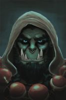 Warchief Thrall by Rithinor