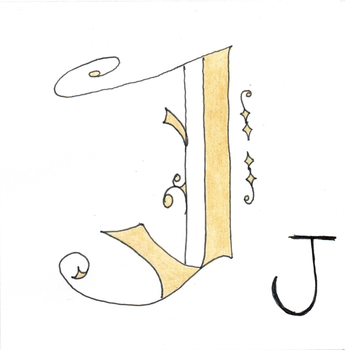 Lettera J by Lucille95