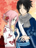 Thread of Destiny - SasuSaku by Hareta-chan