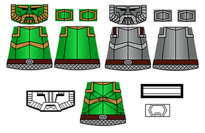 Dwarven Decal concept art by DWestmoore