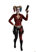 Injustice 2 (IOS): Harley Quinn. by OGLoc069