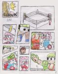 Charry VS Chammie 2 by RacketFewl