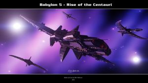 Babylon 5 - Rise of the Centauri by Mallacore