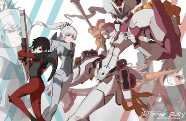 Whiterose in the FRANXX by dishwasher1910