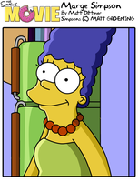 Marge:Simpsons Movie by kintobor