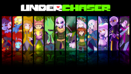 UNDERCHASER Wallpaper by CyaneWorks
