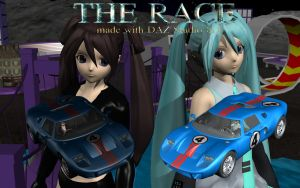The Race - VIDEO by MCMXC2