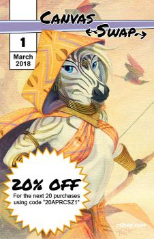 Canvas Swap I1 Sale: 20% off! by Temrin
