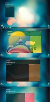 Notes Plus for Rainmeter by CharlieDogfhhfd