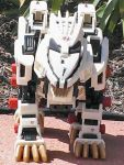 Liger Zero, front view by Utack101
