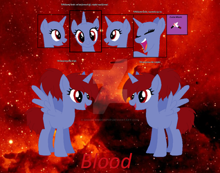 Blood Reference Sheet by ShadowMoonPvP
