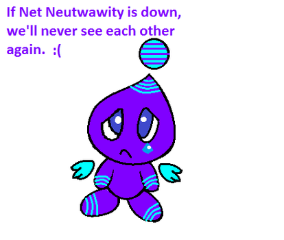 What happens if Net Neutrality is down by TreeofLife911
