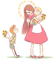 mother by Socks-and-Notebooks
