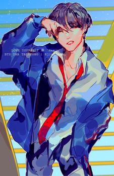 DNA TAE + speedpaint by jiefinch