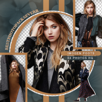 Png Pack 2807 - Imogen Poots by southsidepngs