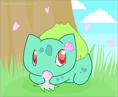 001 Bulbasaur by Buneary