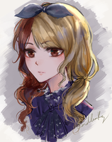 Persona Doodle by EndlessRz