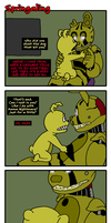 Springaling 215: Inside he's really a softy by Negaduck9