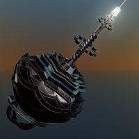Dawn of the Death Ray by IgnisIncendia
